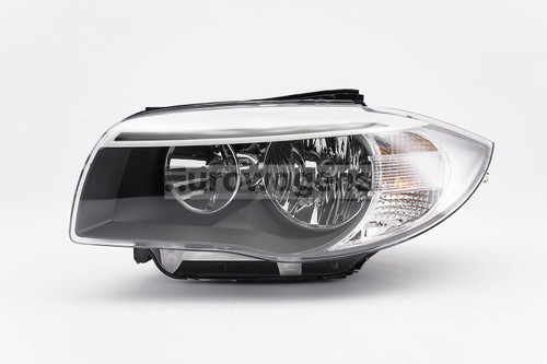 Headlight left BMW 1 Series E82 E88 11-13 2 door
