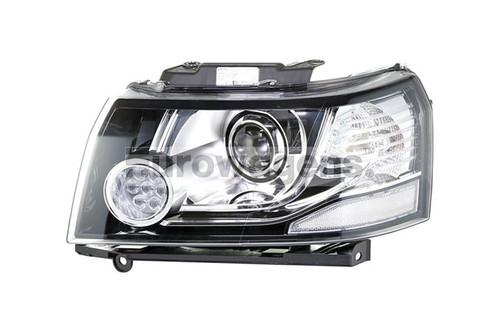 Headlight Bi-xenon left LED DRL Land Rover Freelander MK2 12-14