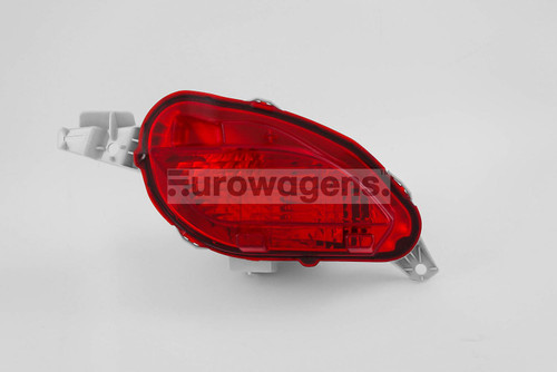 Rear bumper fog light right Toyota Yaris 14-17