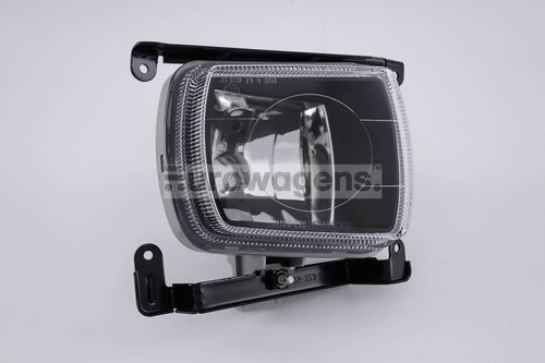 Front fog light right Kia Rio MK2 05-11