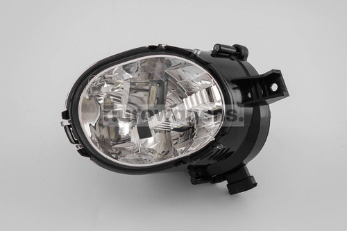 Daytime running light LED with fog light left Volvo XC70 13-17