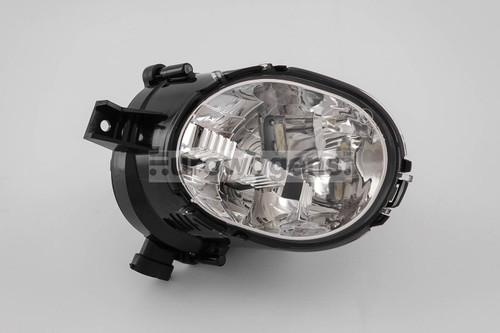 Daytime running light LED with fog light right Volvo XC70 13-17
