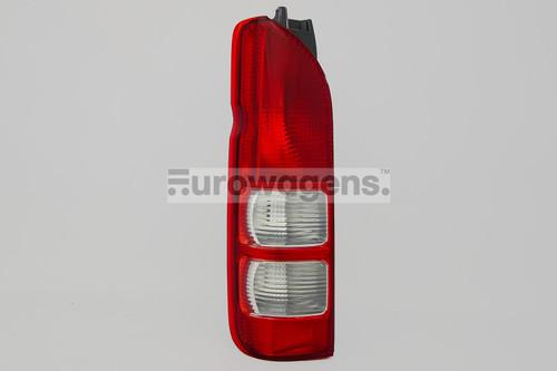 Rear light left Toyota Hiace MK5 Quantum