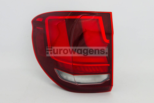 Rear light outer left LED BMW X5 F15 F85 14-17