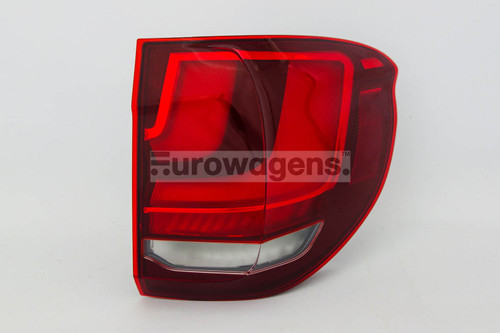 Rear light outer right LED BMW X5 F15 F85 14-17