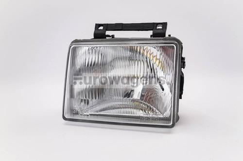 Headlight left Vauxhall Nova Corsa 82-90