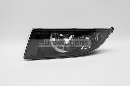 Fog light left black with DRL and cornering light Skoda Fabia Roomster
