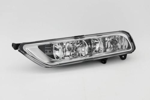 Fog light left with cornering VW Passat R-Line 11-14
