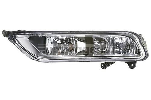 Fog light left with DRL cornering light VW Passat R-Line 11-14