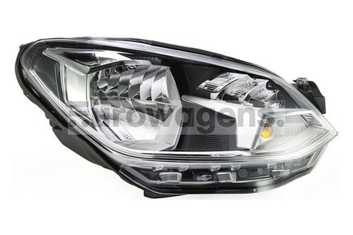 Headlight right DRL VW Up 16-17