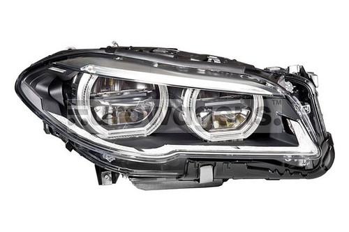 Headlight right LED BMW 5 Series F10 F11 13-16