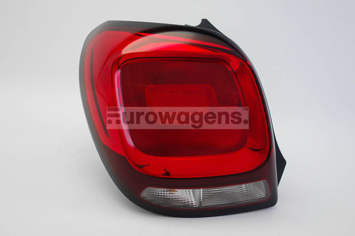 Rear light left Citroen C1 14-17