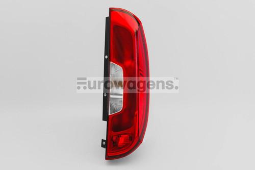Rear light right Fiat Doblo 14-17 1 door