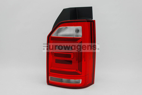 Rear light right red LED VW Transporter T6 16-18 1 door
