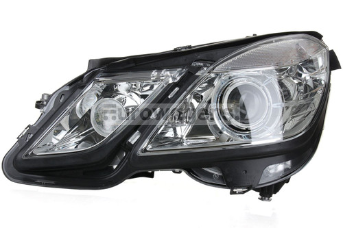 Headlight left Xenon LED AFS Mercedes Benz E-Class W212 09-12
