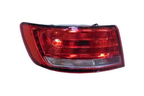 Rear light left outer Audi A4 B9 15-17 Saloon