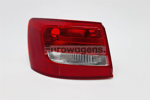 Rear light left Audi A6 C7 11-14 Estate
