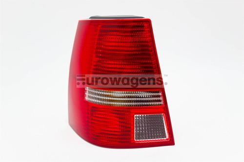 Rear light left red/clear VW Golf MK4 Bora Estate
