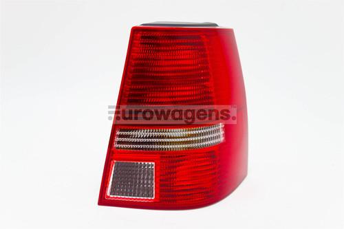 Rear light right red/clear VW Golf MK4 Bora Estate