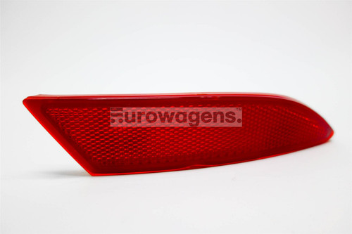 Rear bumper reflector right Ford Focus 11-14