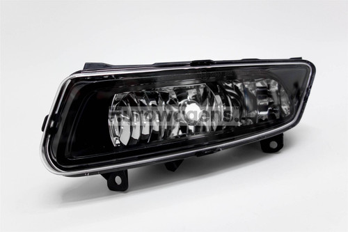Front fog light left black VW Polo 6R GTI 09-14