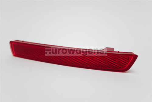 Rear bumper reflector right Fiat Punto 03-05