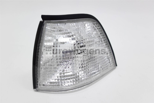 Front indicator left clear BMW 3 Series E36 92-99 2 door