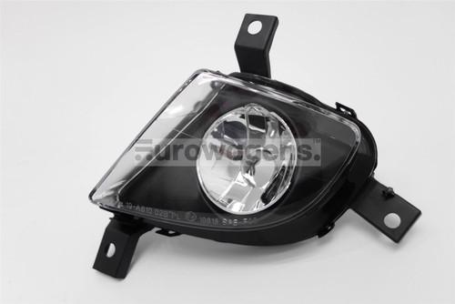 Front fog light left BMW 3 Series E90/E91 08-12 4/5 door