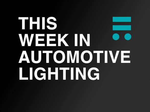 This Week in Automotive Lighting 31/03/2017