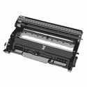 Brother DR-210CL-BK Compatible Color Drum Unit - Black. Approximate yield of 15000 pages (at 5% coverage)
