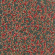 Scroll Metallic - 33003 - Evergreen 1/2 Metre Length