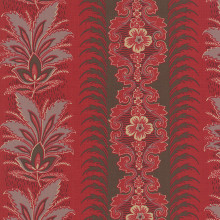 Avrille - Rouge 1/2 Metre Length