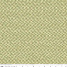 ANNE WEAVE GREEN 1/2 Metre Length
