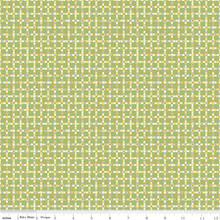 TOY PLAID GREEN 1/2 Metre Length
