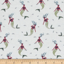 Into the Reef - Sirens White 1/2 Metre Length
