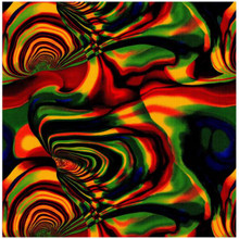 Tuku Tuku Colour 101 Bright 1/2 Metre Length