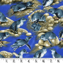 Little Blue Penguins 1/2 Metre Length