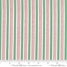 Sugar Plum Christmas Green 2916-16 by Bunny Hill 1/2 Meter length