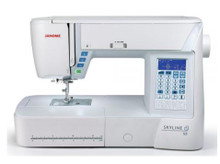 Janome Skyline S3 7mm to 31st October 2018