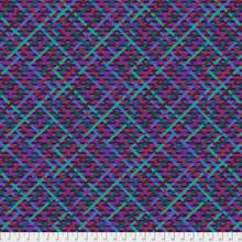 Mad Plaid - Purple - PWBM037 - 1/2 Metre Length