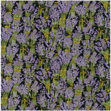 Lavender Colour 2 Navy  1/2 Metre Length