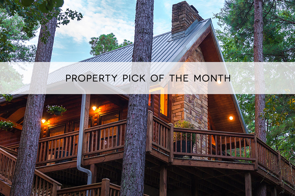 Property Pick of the Month: Cabins In Broken Bow