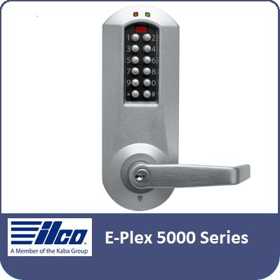 Kaba Ilco E Plex 5000 Series Keyless Locks