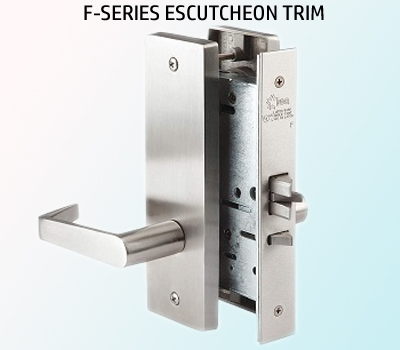 Pdq Mortise Locks F Trim
