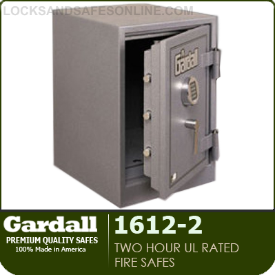 2 Hour Ul Rated Fire Safes Gardall 1612 2