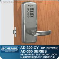 Schlage AD-300-CY-KP (Keypad) Electronic Locks