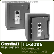 High Security Commercial Safes | Gardall TL30x6 Series