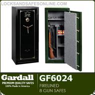 Firelined 8 Gun Safes | Gardall GF6024