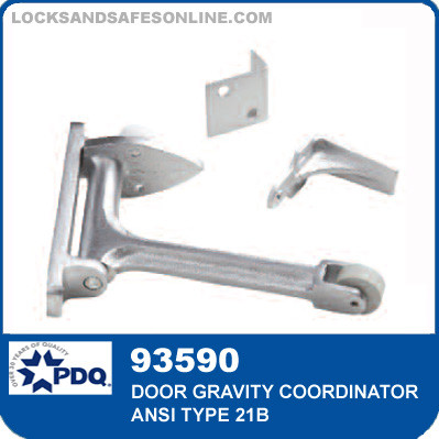 Door Gravity Coordinator | PDQ 93590 Series