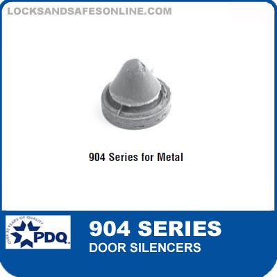 PDQ 904 Series Metal Door Silencer  sc 1 st  Locks and Safes Online.com & PDQ 904 Series Metal Door Silencer (Qty per Box: 100)